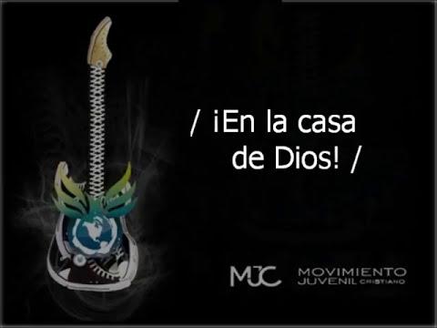 La casa de Dios Con Letra - Danilo montero