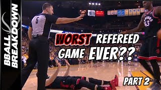 2019 NBA Finals Game 3: Did Refs Favor The Warriors? PART 2