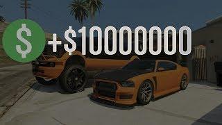 "GTA 5 Money - How To ""Make MILLIONS"" Fast & Easy $1000000 EVERY DAY! 100% LEGIT (GTA 5 Online Money)"