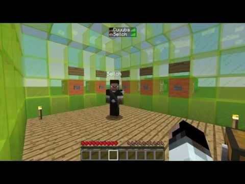 Minecraft:Прохождение карты Кто сильней?