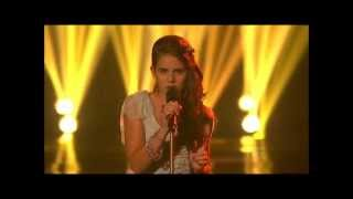 Carly Rose Sonenclar - Somewhere over the Rainbow [THE X FACTOR Thanksgiving week]