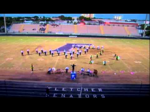 Trinity Christian Academy Conquerors Marching Band FBA 2012