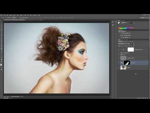 Retouch, Airbrush, and Smooth Skin Professionally in Photoshop