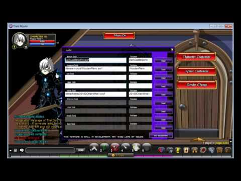 =AQW= Legion Blade Master Assassin Cheat( Dark Mystic )