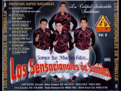 LOS SENSACIONALES DE SUMBILCA 2011 tema 4 Roosvelt veliz primicia
