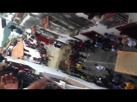 Down Hill taxco 2012 (Best Trick)