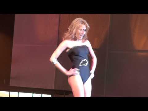 MISS PANAMA 2011- Swimsuit. Traje de Baño.Parte 2.