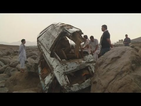 Flash floods kill at least 22 in Afghanistan