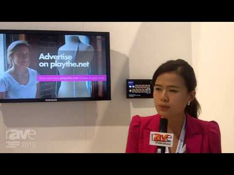 ISE 2015: playthe.net Describes The Services They Provide in the Samsung Stand