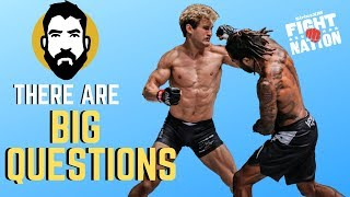 Here's What Sage Northcutt's KO Loss In ONE Debut Means | SiriusXM | Luke Thomas