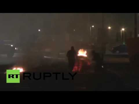 Bahrain: Protesters clash with police after gov. strip Shia cleric of citizenship