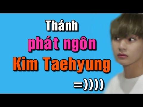 [My hearteu-TAEHYUNG] Thánh phát ngôn =))) thumbnail