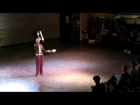 ESDC 2012- cabaret The Juggler (Ramiro Vergas)