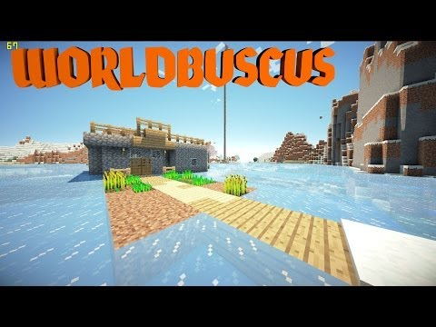 Minecraft PE Tobuscus Let's Play World [DOWNLOAD]