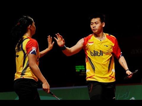Badminton 2015 | Chinese Taipei Open 2015 SEMI-FINALS | Ricky/Puspita vs Ko Sung Hyun/Kim Ha Na
