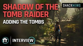 Adding More Tombs in Rise of the Tomb Raider