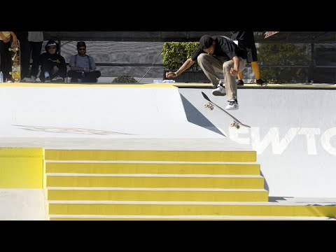 Best of Flip Dew Tour Long Beach Team Challenge 2017