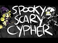 SPOOKY SCARY CYPHER // I am Jemboy & Mr. Wob