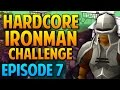 Runescape - Hardcore Ironman Challenge #7 - The Hell Is This?