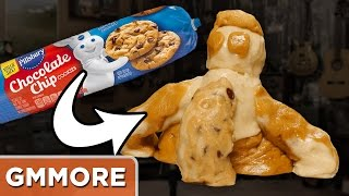 Cookie Dough Sculpture Challenge