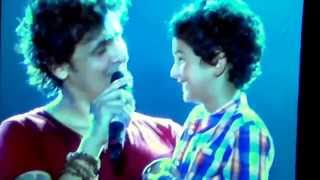 download lagu Sonu Nigam And His Son Nevaan - Mauritius Concert gratis