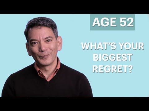 70 People Ages 5-75 Answer: What Do You Regret?   Glamour