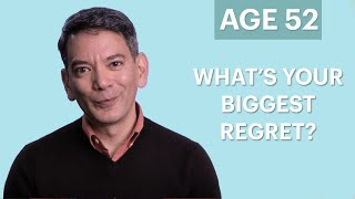 70 People Ages 5-75 Answer One Question: What Do You Most Regret? | Glamour