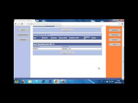 Come configurare il Wi-Fi sul Modem Technicolor WI-FI N della Telecom