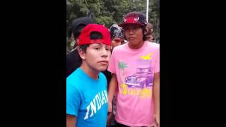 MC MARIO VS MC JERRY full batalla rap
