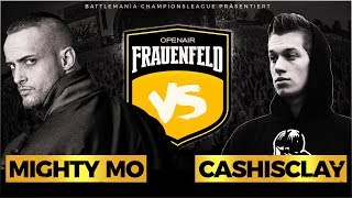 BMCL RAP BATTLE: MIGHTY MO VS CASHISCLAY (OPENAIR FRAUENFELD)