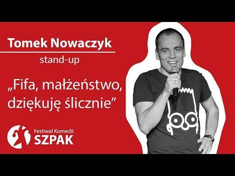 Tomek Nowaczyk Stand-up -