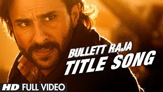 download lagu Bullett Raja Title Song Full   Saif Ali gratis