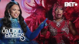Do Tichina Arnold & Tisha Campbell Know Their R&B History?! R&B Trivia | Soul Train Awards 2019