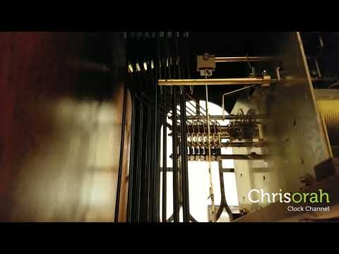 Deep Grandfather Clock Chime - Westminster (Interior)