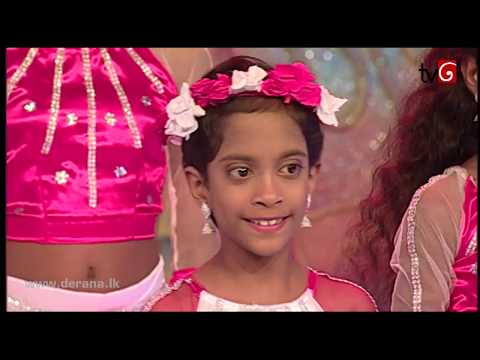 Little star season 09-singing derana