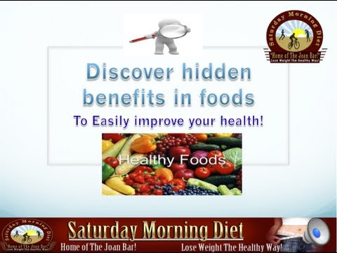 Discover Hidden Benefits in Foods