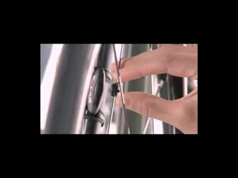 Instalacion pulsometro Polar CS200 cad