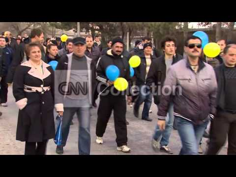 UKRAINE:CRIMEA-TATAR RALLY FRIDAY
