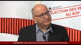 Election des Produits du BTP 2021 - NATURE ET CONFORT