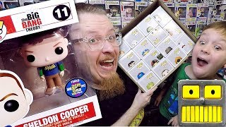 I Purchased A $14000 Funko Pop Vinyl Figures Grail Collection Part 3