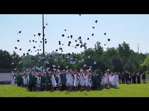 Pickens High School Graduation Class of 2014