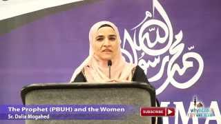 Did Muhammad Believe in Women's Rights? by Dalia Mogahed | 877-Why-Islam