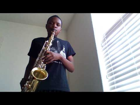 Jason Derulo (Talk Dirty Alto Saxophone)
