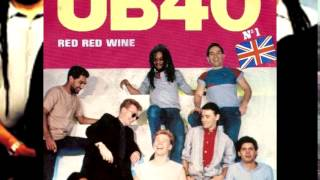 Ub40 Red Red Wine Ultrasound Re Xtended Dance Remix