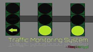 Traffic Monitoring System using Raspberry pi