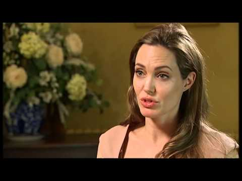Angelina Jolie: War, rape, and her UN role