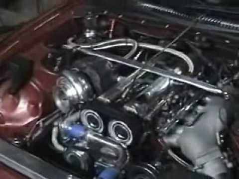 Borg Warner Turbo Dyno Testing