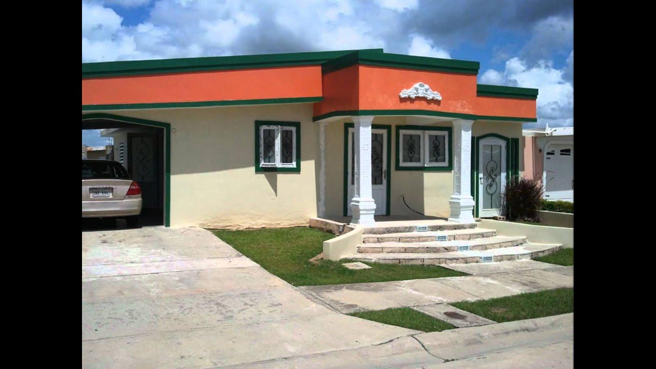 Urbanizaci n vistas de naguabo en naguabo puerto rico for Fachadas de casas modernas de una planta en puerto rico