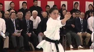 早稲田大学個人形演舞