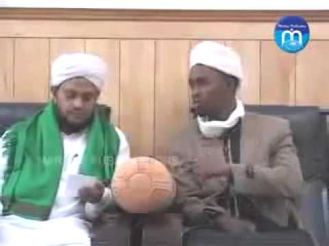 Recent interview - Miraculous Muslim Boy from Tanzania now a young man